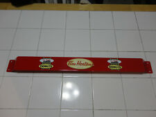 Door push bar TIM HORTON'S Retro Antique Soda Advertising sign
