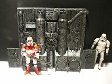 Star Wars Award Winning Custom Cast Wall Hanger Panel Diorama Part 3.75 Scale