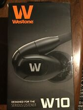 Westone W10  Full Range In-Ear Monitor Earphone