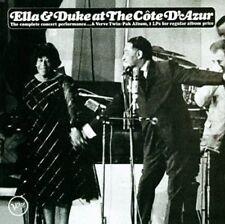 Ella Fitzgerald / Du - Ella & Duke at the Cote D'azur [New CD]