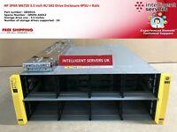 HP 3PAR M6720 3.5 inch 4U SAS Drive Enclosure 4PSU + Rail - QR491A / QR491-63012