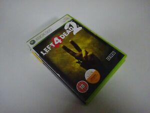 Left 4 Dead 2 (Microsoft Xbox 360, 2009) Mint disc, manual inc Freepost