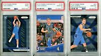 Absolute Mystery Pack Auto Basketball Cards Luka Doncic Prizm Rookie PSA 10