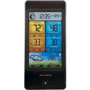 NEW Chaney 02016A1 Color Weather Station AcuRite 02016CH