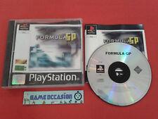 FORMULA GP SONY PS1 PLAYSTATION PAL COMPLET
