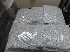 Pebbles Cowra White  approx 30-40 mm size  in 20kg bags    3   for $30-
