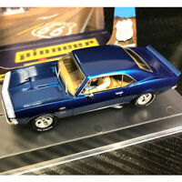 Pioneer P101 Chevy Camaro Yenko SS427 Blue Rt 66' Slot Car 1/32 Scalextric DPR