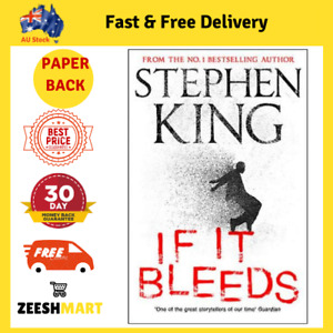 If It Bleeds: Four Irresistible New Stories From The Master - NEW - Paperback AU