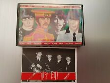 """The Beatles - """" Only The Beatles """" (1986 ) Tape Cassette with Gift Card Inside"""