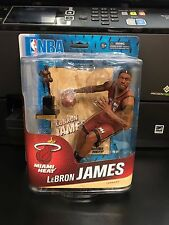 McFarlane Toys NBA Miami Heat Sports Picks Series 24 Lebron James Action Figure