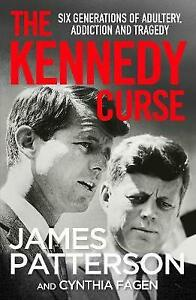 The Kennedy Curse by James Patterson  **NEW HARDBACK**