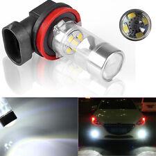 6000K HID White High Power H11  LED Bulbs Car Fog DRL Driving Light 60W Lamp