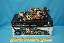 1:18 Classics - 2011 VIP Petfoods Racing VE Commodore - Steve Owen NEW IN BOX