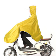 50x41inch Outdoor Bike Bicycle Coat Waterproof Cycling Raincoat Poncho Rain Cape