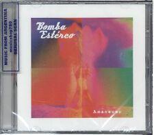 BOMBA ESTEREO AMANECER SEALED CD NEW 2015