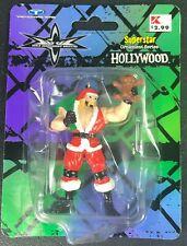 WCW Wrestling Superstar Christmas Ornament Series Hollywood Hogan Trendmasters