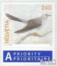 Schweiz 1951Zf mit Zierfeld (kompl.Ausg.) postfrisch 2006 Einheimische Vögel
