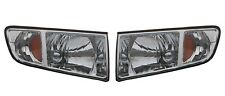 Left Right Genuine Headlights Headlamps Pair Set For Honda Ridgeline Sport