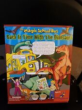 The Magic School Bus Back In Time With Dinosaurs Activities Kit
