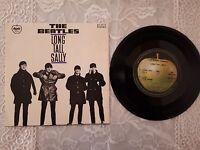 "VINYL EP 7"" 45 THE BEATLES   ---LONG TALL SALLY/MATCHBOX+2   ***JAPAN***"