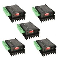 5PCS CNC Single Axis 4A TB6600 Stepper Motor Drivers Controller C9B5