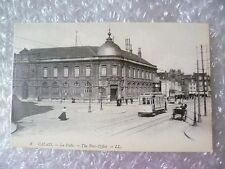 Postcard CALAIS- La Poste / The Post Office (LL.)