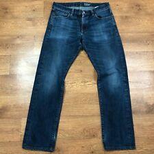 UniQlo Selvedge Jeans Blue W33 L32