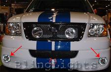 99-04 FORD F150 HARLEY-DAVIDSON FOG LIGHTS 00 01 02 03