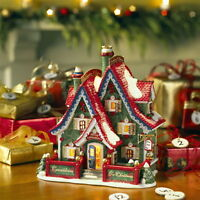 COUNTDOWN TO CHRISTMAS HEADQUARTERS, Department 56 North Pole Series, 56.56798
