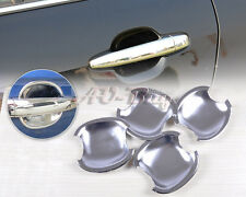 New Chrome Door Handle Cup Bowl for Toyota Corolla 2003+ Yaris Vios 2006-2010