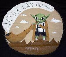 """Yodaling"" Yoda Funny Parody Large Shirt Theyetee"