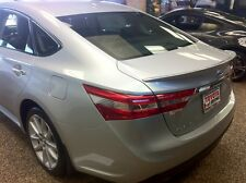 Toyota Avalon 2013+ PAINTED Lip Mount Rear Spoiler  --Made in the USA--