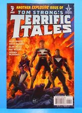 TOM STRONG'S TERRIFIC TALES #7 of 12 2002 ABC Comics Uncertified  ALAN MOORE