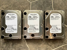 2TB Western Digital Hard Drives - WD20EURX - 6Gb/s - 7200 RPM