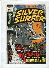 SILVER SURFER #13 (9.0) THE DAWN OF THE DOOMSDAY MAN!