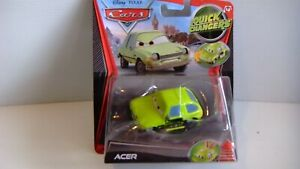 Disney Pixar Cars Quick Changers ACER - 2012 - new in box