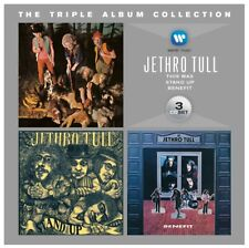 JETHRO TULL - THE TRIPLE ALBUM COLLECTION 3 CD NEUF