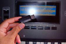 Lecteur USB analogique programmes sonores pour Kurzweil pc3k pc3 k6 k7 k8 pc3k6 pc3k6 pc3k8