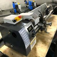 INTBUYING 750W Precision Metal Lathe Brushless Motor 110V 40.5*15*16 inch