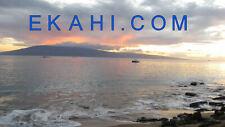 EKAHI.COM - HAWAIIAN DOMAIN NAME FOR SALE - EKAHI.COM - HAWAII
