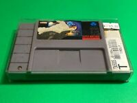 🔥 RARE 🔥TIMESLIP 🔥 SUPER NINTENDO SNES 💯 WORKING GAME CARTRIDGE