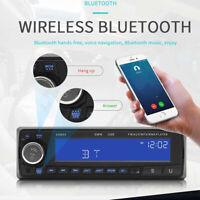 Bluetooth Car Dash Stereo Audio FM Aux Input Receiver SD USB MP3 Radio Player