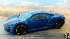 Acura Nsx Concept 2012 1:64 (Azul) Hot Wheels MIP Diecast coche deportivo de pasajeros