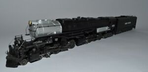 HO Rivarossi Big Boy Steam Locomotive DCC with Sound and Current Keeper