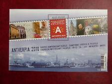 Belgie  blok 181 Antverpia eur.filatelie  2010 MNH-postfris postprijs