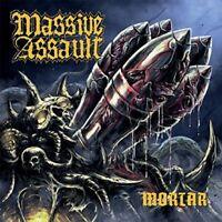 MASSIVE ASSAULT - MORTAR   CD NEW