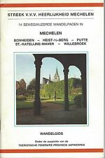 Wandelgids Mechelen en omgeving