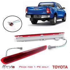 Rear 3rd Brake Lamp Light Red Toyota Hilux M70 M80 SR5 2015-17