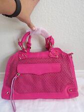 Rebecca Minkoff Desire Handbag Bright Pink purse Satchel 10ZILBCTR2 SPIKE NEW