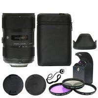 Sigma 18-35mm f/1.8 DC HSM Art Lens for Canon + Deluxe Accessory Kit